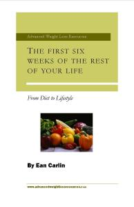 Advanced Weightloss 6-week Diet Booklet