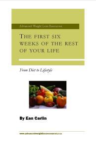 Advanced Weightloss 6-week Diet Booklet